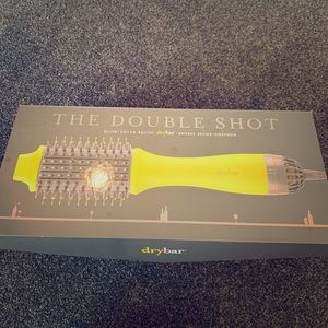 New drybar double shot blowdryer. Used once